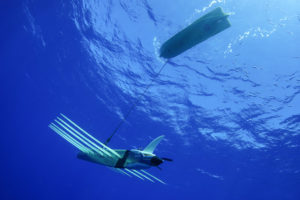 RECORD BREAKING WAVE GLIDERS