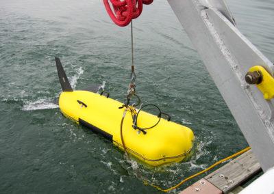 Teledyne BENTHOS Side-Scan Sonar/Sub-Bottom Profiler Towfish TTV-290