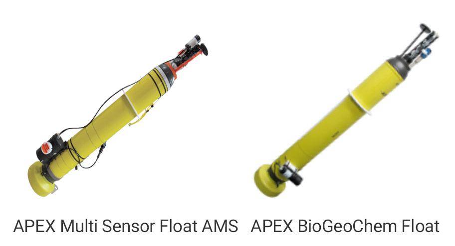 APEX Advanced Multi-Sensor Float (AMS) and APEX BioGeoChem Float