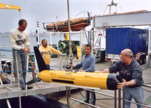 BENTHOS SUPPLIES 3D SIDE-SCAN SONAR