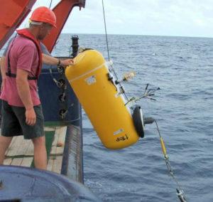McLane Moored Profiler MMP in the tropical Atlantic