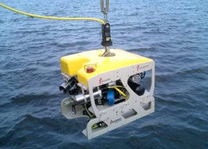 Model MOHAWK, for 1000 m water depth