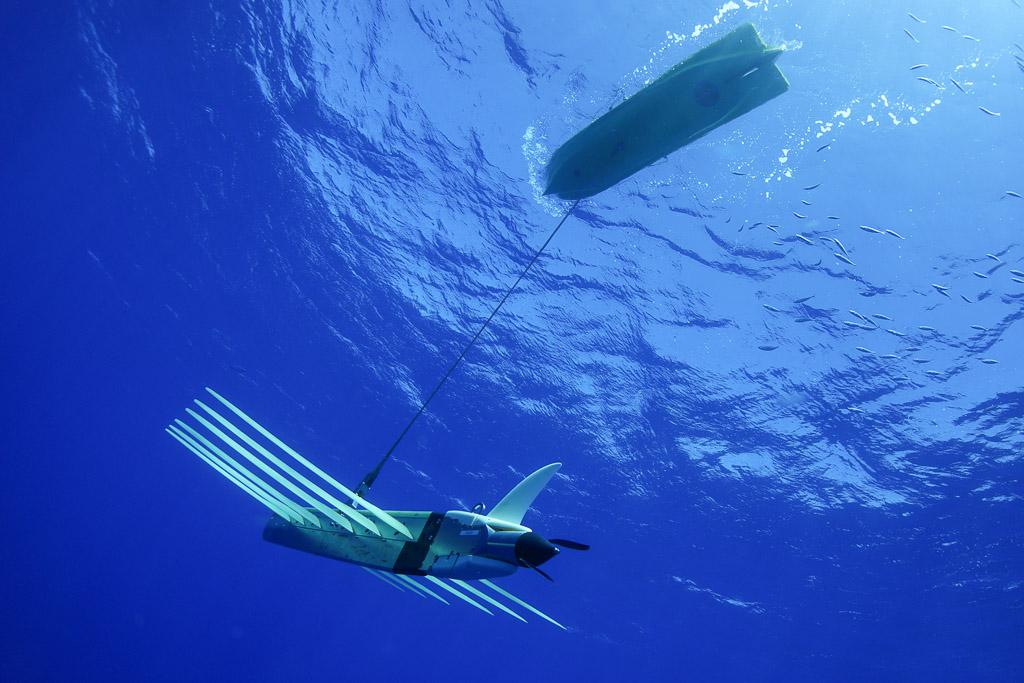 LIQUID ROBOTICS Wave Glider im Einsatz
