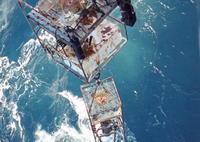 McLane Remote Access Sampler RAS, sammeln über einen programmierten Zeitraum automatisch eine große Zahl von Wasserproben zur späteren Laboranalyse
