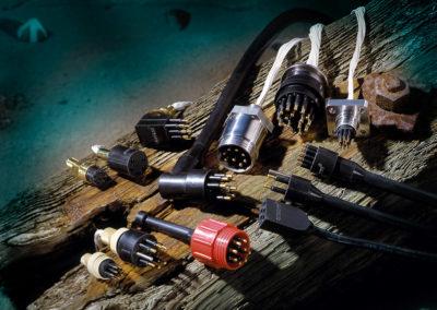 Unterwassersteckverbinder SUBCONN in verschiedenen Konfigurationen