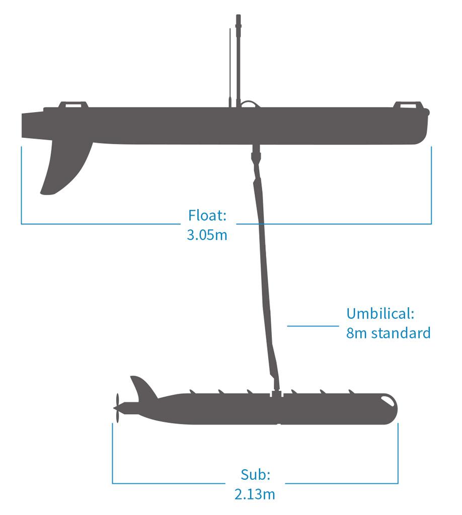 Wellengleiter des Typs SV3