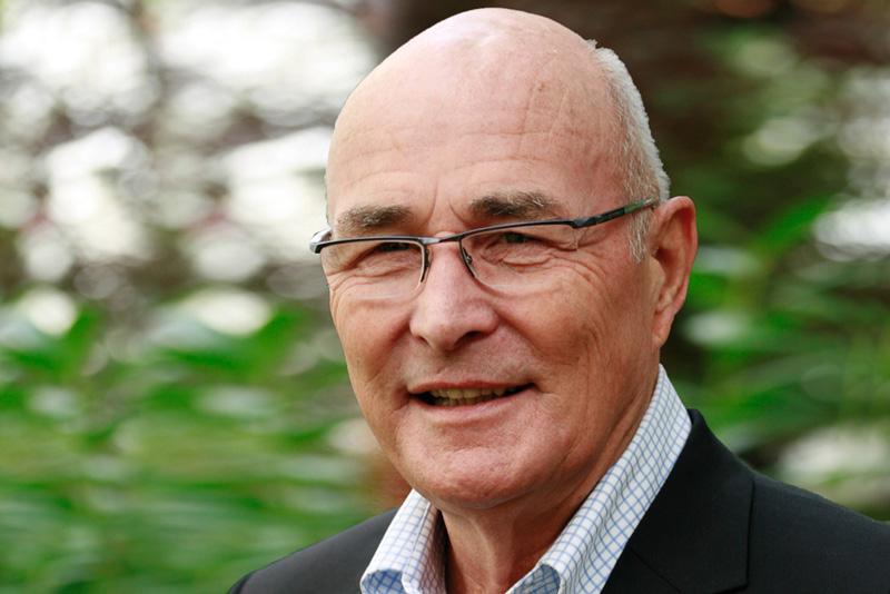 Joachim Bornhöft, Firmengründer und Gesellschafter