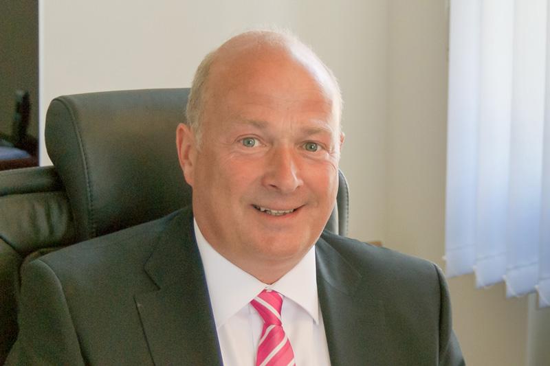 Thorsten Bornhöft, Geschäftsführer und Gesellschafter